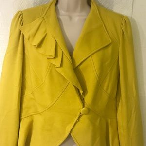 INC International Concepts Sz L Women's Blazer